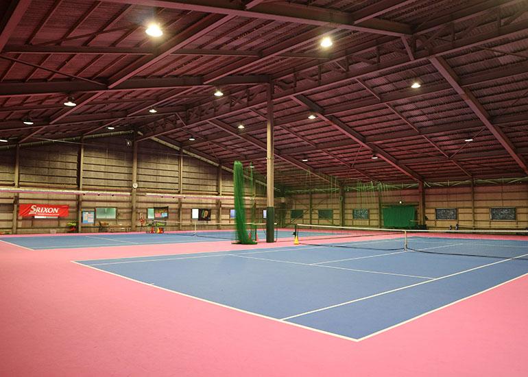 レンタル テニス コート